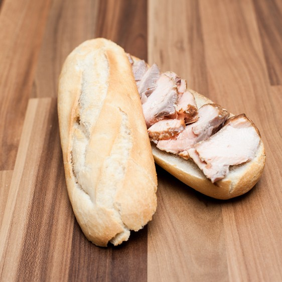 broodje zalm