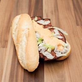 broodje gebraden gehakt