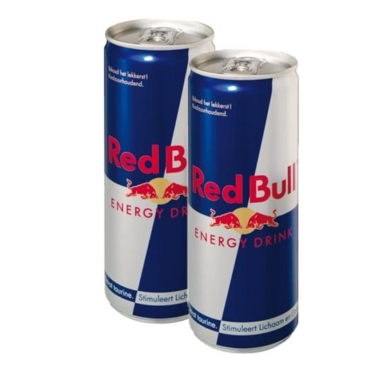 Red Bull 2 Pack - DeBroodjesshop.nl